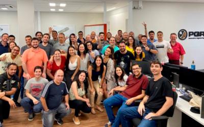 Reinauguração o novo escritório de São Paulo